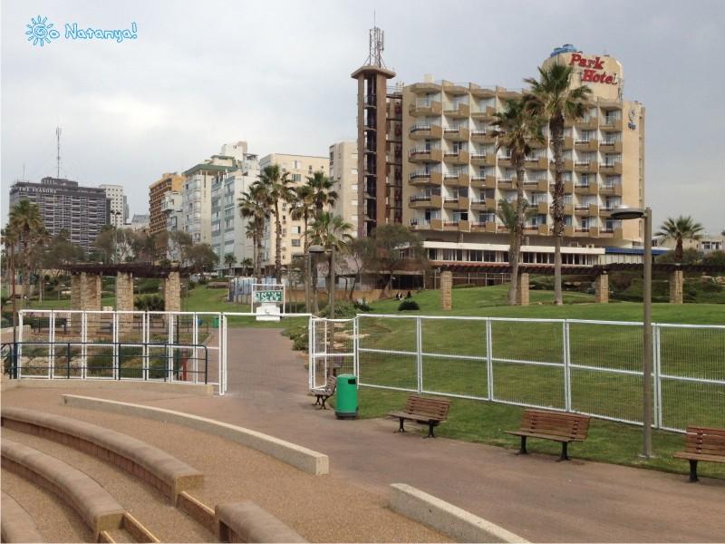 """Отель """"Парк"""" на набережной Натании (Нетании), история отеля """"Парк"""", теракт в отеле """"Парк"""""""