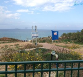 """Пляж """"Цанз"""" в Натании: место, куда лучше не ходить"""