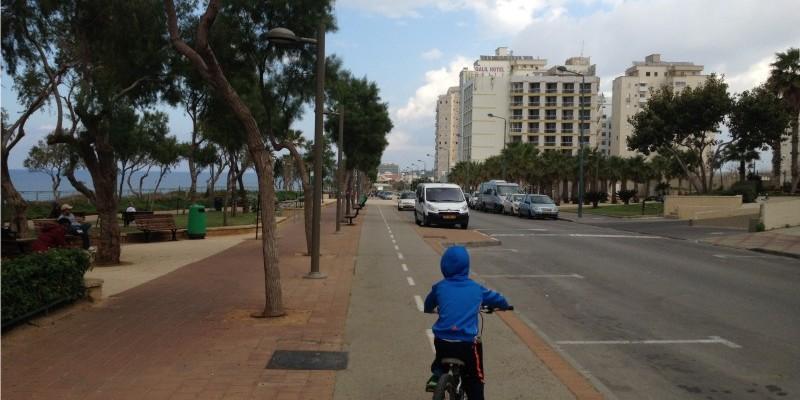 Электровелосипеды, как средство передвижения в Израиле