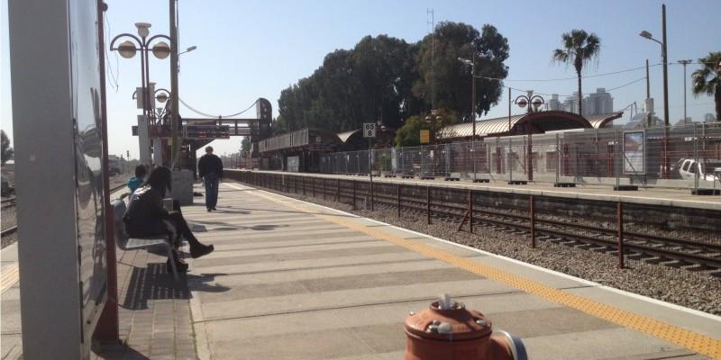 Вокзал в Нетании | Нетания - лучшее место для жизни в Израиле