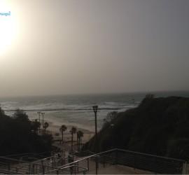 Песчаные бури в Израиле | Нетания - лучшее место для жизни в Израиле