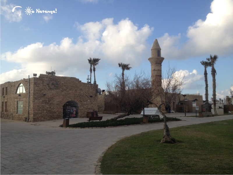 Древняя и средневековая Кейсария: часть третья | Нетания - лучшее место для жизни в Израиле