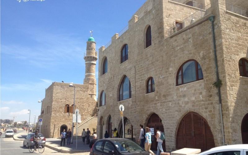 Яффа, древний город в Израиле