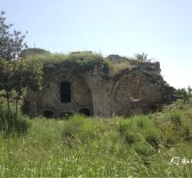 qaqun Какун, замок в Израиле