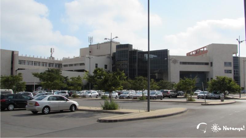 """История больницы """"Ланиадо"""" в Нетании"""