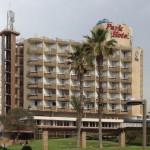 """Гостиница """"Парк"""" (Park Hotel) Нетания, Израиль"""